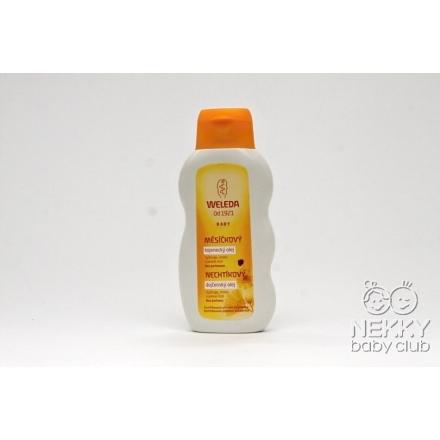 Měsíčkový kojenecký olej