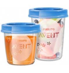 AVENT VIA pohárky 180 ml